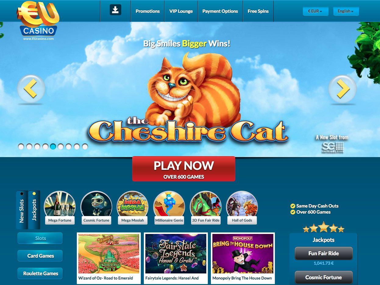 Casino Sites In The Eu