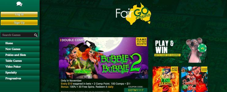 Websites Similar To Fair Go Casino Best Online Casinos 2020