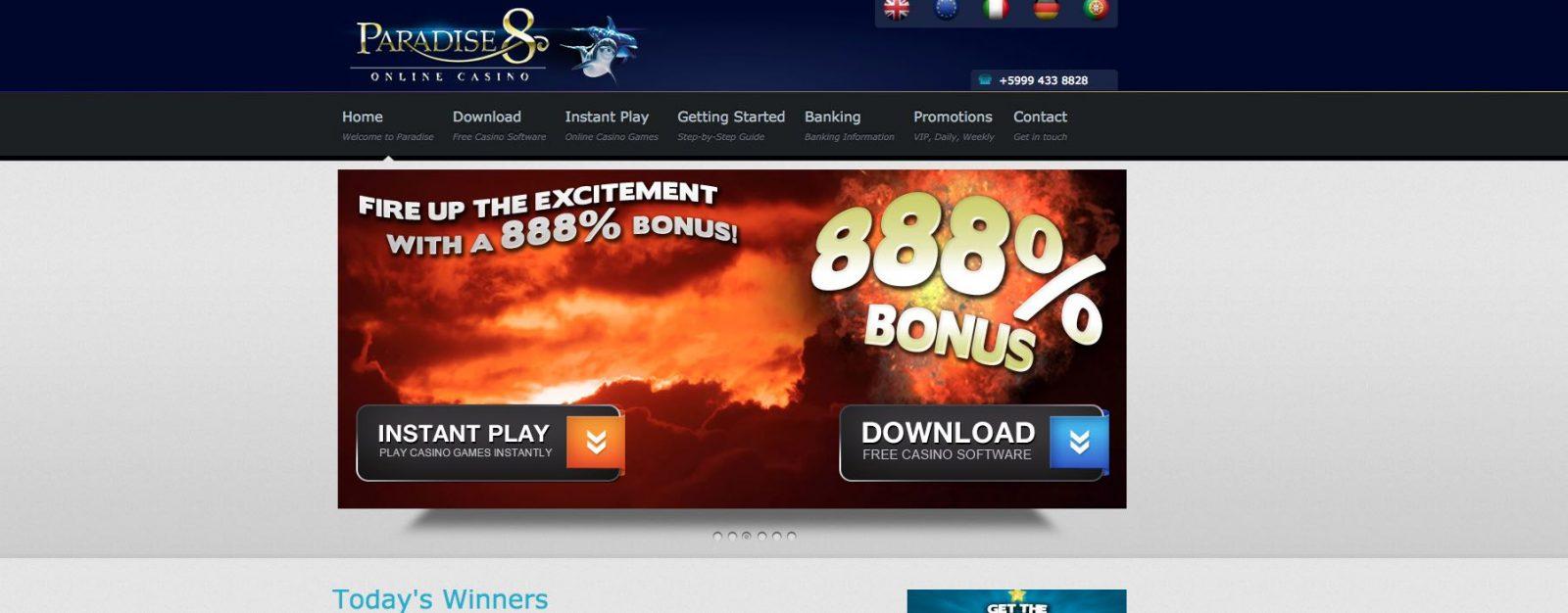 Paradise online casino софты для ресивера голден интерстар скачать