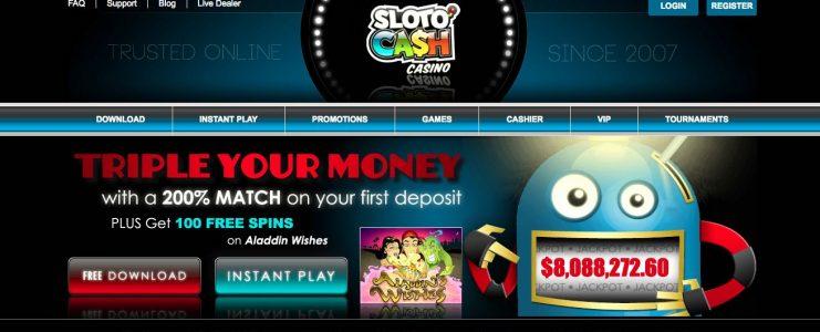 Sloto cash casino download in windows 10