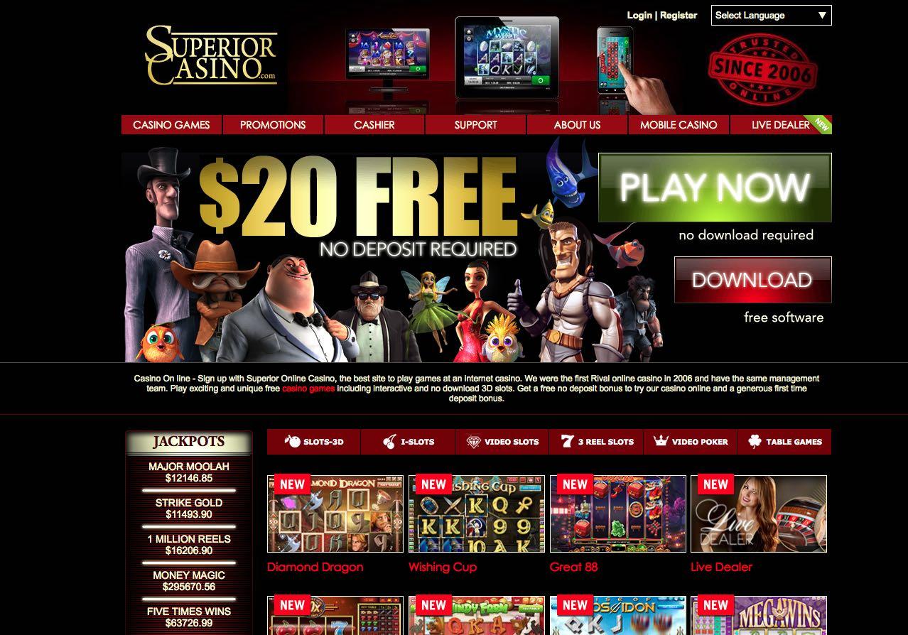 Casino Websites Nz