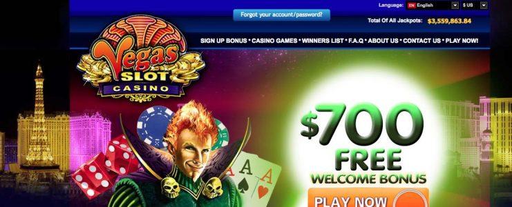 Websites Similar To Vegas Slot Casino Best Online Casinos 2020