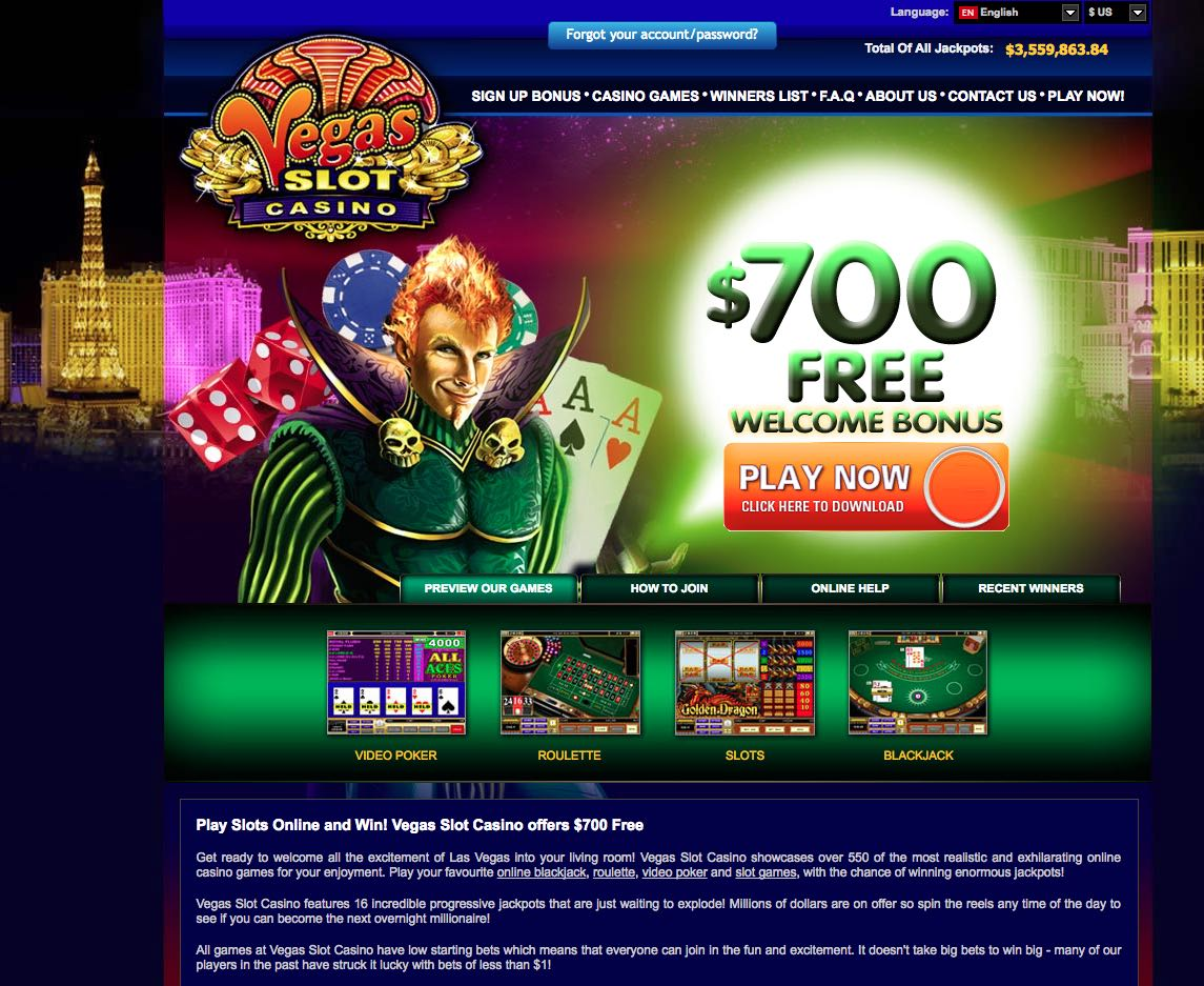 Vegas joker casino bonus code