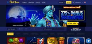 Betchain Casino Site